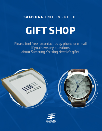 Samsung Knitting Needle -